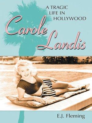 cover image of Carole Landis