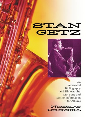 cover image of Stan Getz