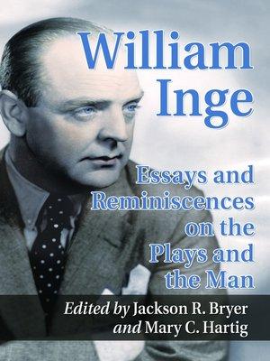 cover image of William Inge