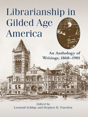 cover image of Librarianship in Gilded Age America