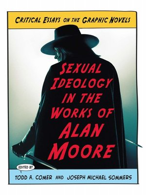 cover image of Sexual Ideology in the Works of Alan Moore