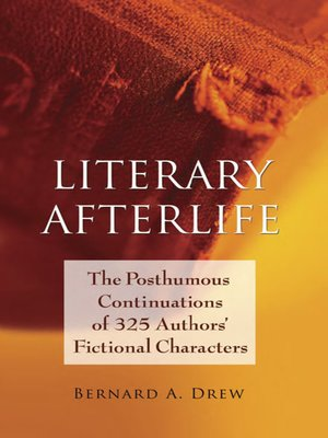 cover image of Literary Afterlife