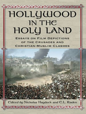 cover image of Hollywood in the Holy Land