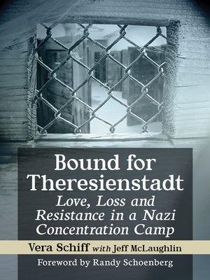 cover image of Bound for Theresienstadt