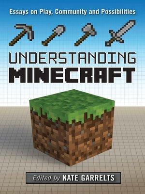 cover image of Understanding Minecraft