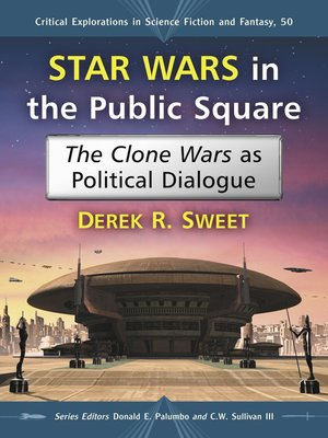 cover image of Star Wars in the Public Square