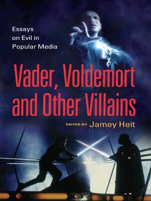 cover image of Vader, Voldemort and Other Villains