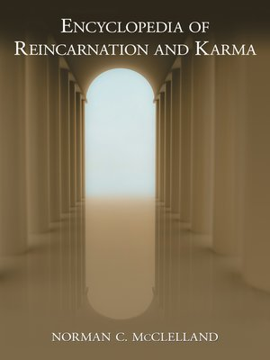 cover image of Encyclopedia of Reincarnation and Karma