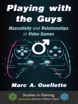 cover image of Playing with the Guys