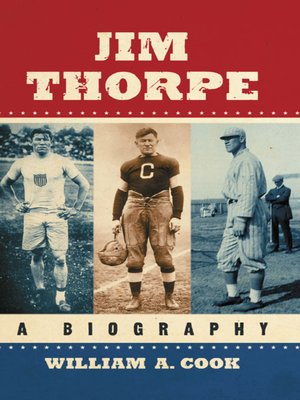 cover image of Jim Thorpe