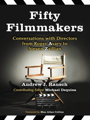 cover image of Fifty Filmmakers