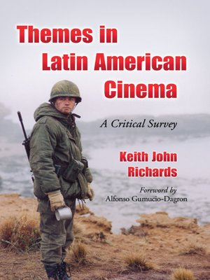 cover image of Themes in Latin American Cinema