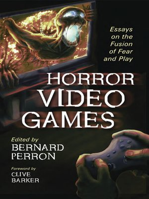 cover image of Horror Video Games
