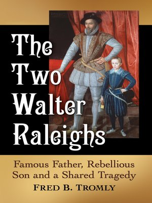 cover image of The Two Walter Raleighs
