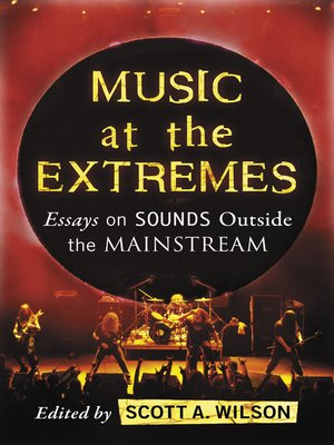 cover image of Music at the Extremes