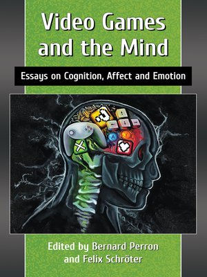 cover image of Video Games and the Mind