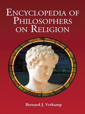 cover image of Encyclopedia of Philosophers on Religion