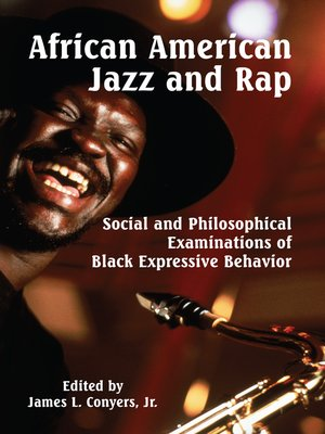 cover image of African American Jazz and Rap