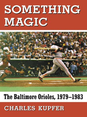 cover image of Something Magic