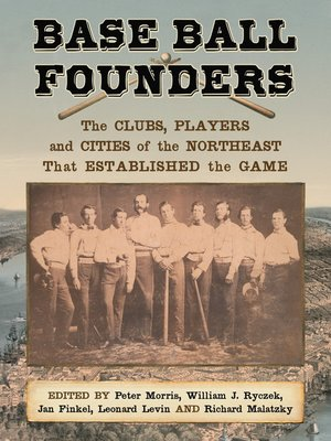 cover image of Base Ball Founders