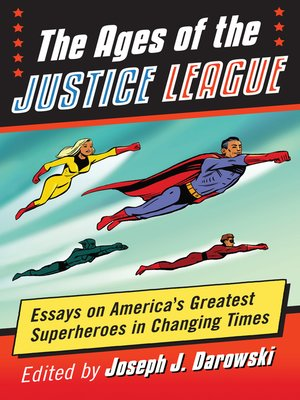 cover image of The Ages of the Justice League