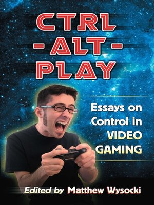 cover image of Ctrl-Alt-Play