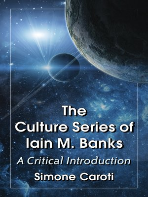cover image of The Culture Series of Iain M. Banks