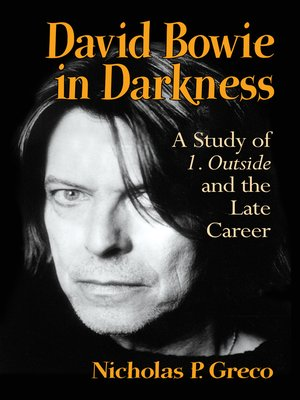 cover image of David Bowie in Darkness