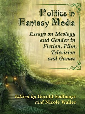 cover image of Politics in Fantasy Media