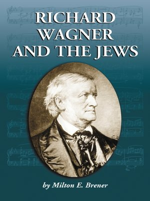 cover image of Richard Wagner and the Jews
