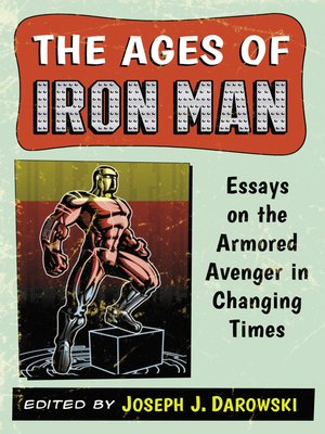 cover image of The Ages of Iron Man