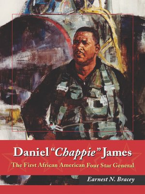 "cover image of Daniel ""Chappie"" James"