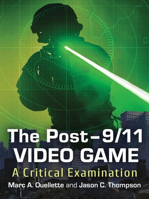cover image of The Post-9/11 Video Game