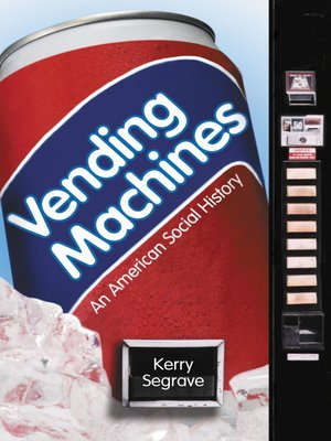 cover image of Vending Machines