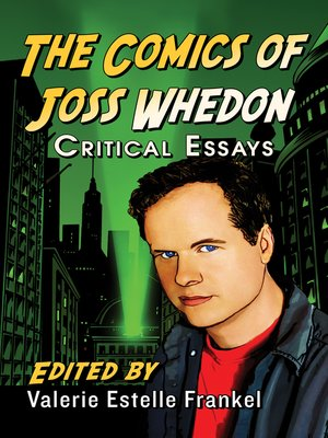 cover image of The Comics of Joss Whedon