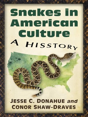 cover image of Snakes in American Culture