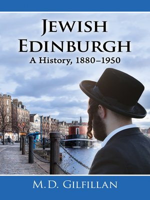 cover image of Jewish Edinburgh