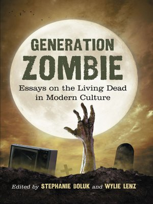 cover image of Generation Zombie