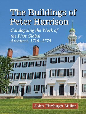cover image of The Buildings of Peter Harrison