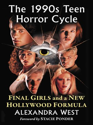 cover image of The 1990s Teen Horror Cycle