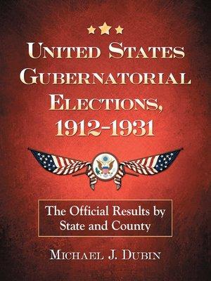2010 United States gubernatorial elections