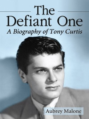 cover image of The Defiant One