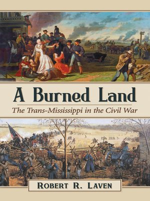 cover image of A Burned Land