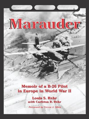 cover image of Marauder
