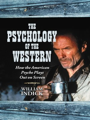 cover image of The Psychology of the Western