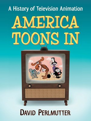 cover image of America Toons In