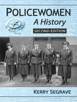 cover image of Policewomen
