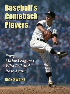 cover image of Baseball's Comeback Players