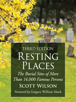 cover image of Resting Places