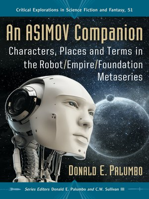 cover image of An Asimov Companion